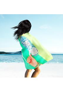 Toalha De Praia / Banho Fashion Clothes Accessories