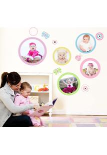 Adesivo De Parede Baby Book