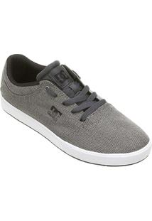 Tênis Dc Shoes Crisis Tx Se - Masculino-Cinza