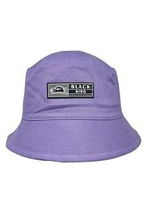 Chapéu Bucket Hats Black Bird Thb 81Rx