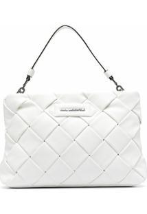 Karl Lagerfeld Clutch K/Kushion - Branco
