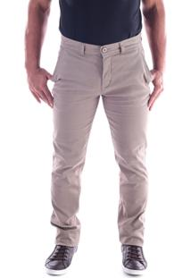 Calça 3011 Sarja Kaki Traymon Modelagem Regular