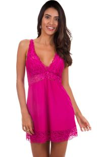 Camisola Inspirate Curta Regata Pink