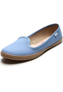 Slipper Beira Rio Color Azul