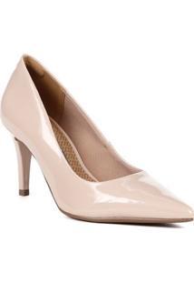 Sapato Scarpins Feminino Via Marte Nude