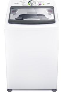 Máquina De Lavar Consul 14Kg Branca Com Dosagem Extra Econômica E Ciclo Edredom 110V
