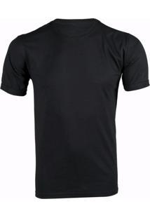 Camiseta Tática Bélica Soldier Preta Preto