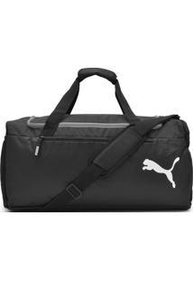 Mala Puma Fundamentals Sports Bag M Preta