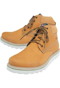 Bota Macboot Brooklyn Caramelo