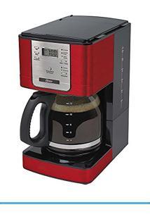 Cafeteira Oster Flavor Vermelha Programável - 220V