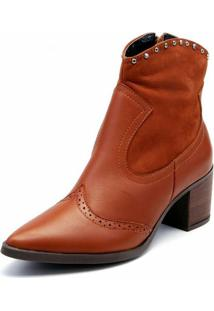 Bota The Box Project Red Rocks Feminino - Feminino-Marrom