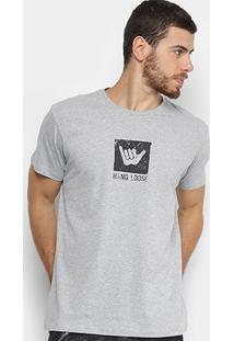 Camiseta Hang Loose Surf Masculina - Masculino