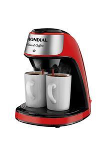 Cafeteira Elétrica Mondial Smart Coffe C-42-2X-Ri Vermelho 110V 110V