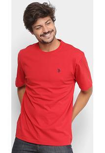 Camiseta U.S.Polo Assn Lisa Masculina - Masculino