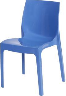 Cadeira Ice Azul Or Design