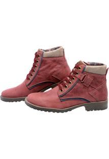 Bota Mega Boots 1003 Vinho