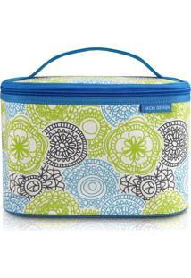 Necessaire Jacki Design Frasqueira (G) Ahl17285-Az Azul Unico