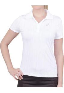 Camisa Polo Asics Tennis Club Ss Feminina - Feminino
