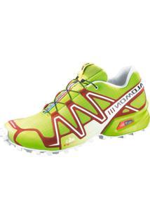 Tênis Salomon Speedcross 3 Vermelho