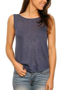 Regata Tea Shirt Turim Azul
