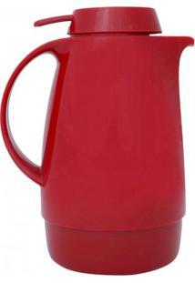 Garrafa Térmica Helios Vermelho 600Ml - 102840