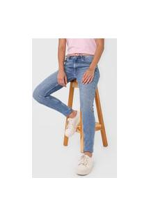 Calça Jeans Polo Ralph Lauren Skinny Sammie Azul
