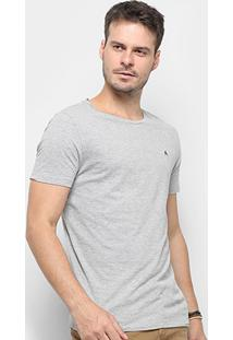 Camiseta Replay Lisa Masculina - Masculino