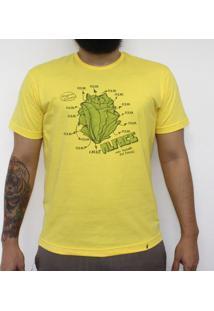 Alface - Camiseta Clássica Masculina
