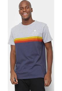 Camiseta Hang Loose Sunset Masculina - Masculino