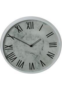 Relógio De Parede Concept 31Cm Colorido