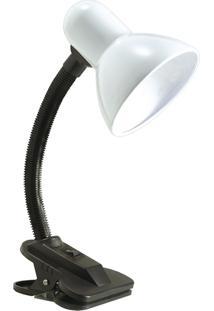 Luminária De Mesa Viking P Branca 1Xe27 60W Startec & Co110250001
