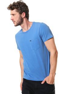 Camiseta Sergio K Save Vodka Azul