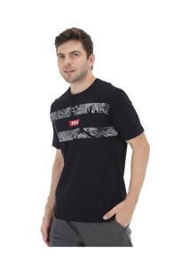 Camiseta Fatal Estampada 20566 - Masculina - Preto