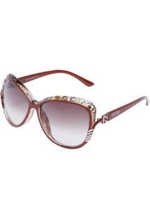 Óculos De Sol Brilhante Haste feminino   Shoelover 123d2263ba