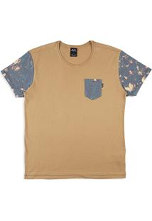 Camiseta Especial Sublimated Pocket Oakley