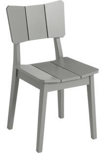 Cadeira Uma - Cinza