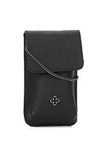 Bolsa Capodarte Soft Relax Mini Bag Feminina - Feminino-Preto