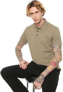 Camisa Polo John John Reta Simple Basic Verde
