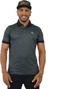 Camiseta Polo Rozz Poa - Masculino