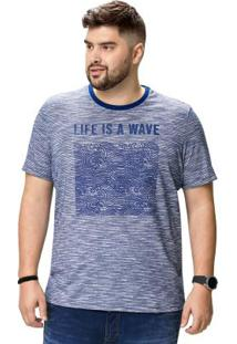 Camiseta Azul Wee!