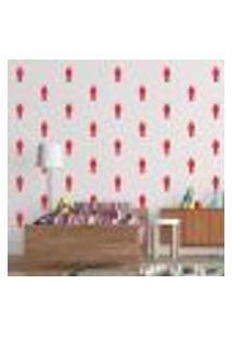 Adesivo Decorativo De Parede - Kit Com 45 Bonecos - 048Kaa18