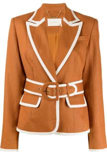 Zimmermann Blazer Super Eight - Marrom