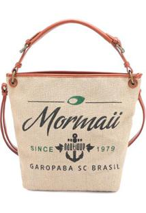 32adf5697 ... Bolsa Juta Mormaii Feminina - Feminino-Caramelo
