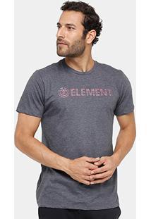 Camiseta Element Plys Masculina - Masculino