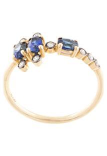 Yannis Sergakis Jewel Embellished Ring - Azul
