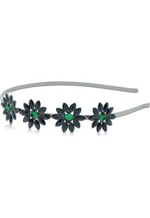 Tiara Flower - Feminino