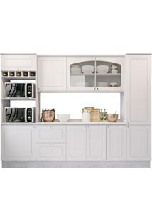Cozinha Compacta Cb403-Br Provenzza – Kappesberg - Branco