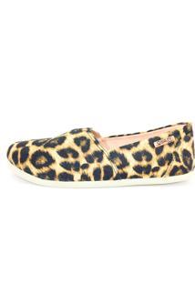 Alpargata Quality Shoes 001 Onã§A - Bege/Onã§A - Feminino - Dafiti