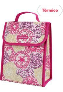 Bolsa Térmica Pink - Jacki Design