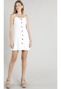 db2df9a61 R$ 119,99. CEA Vestido Feminino Curto Em Linho ...